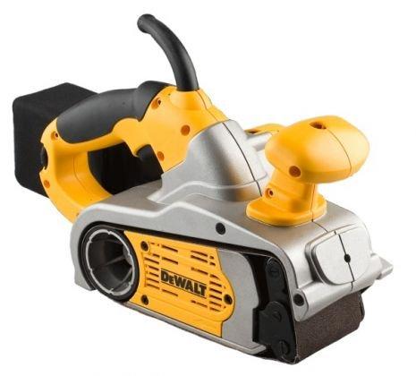 Lixadeira de cinta DeWalt DW433 - Lixadeiras - Tiggor Locação de Equipamentos - Patos de Minas - MG