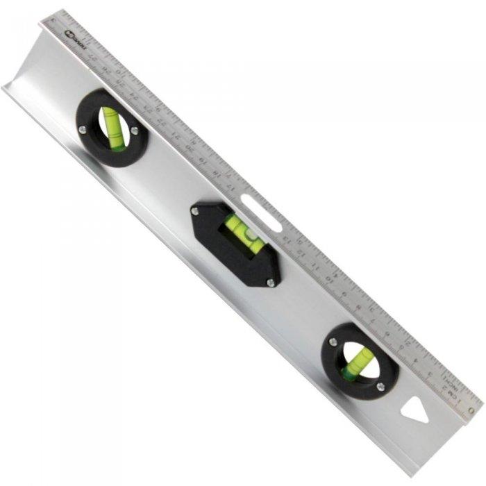 Nível de alumínio Stanley  - Ferramentas manuais - Tiggor Locação de Equipamentos - Patos de Minas - MG