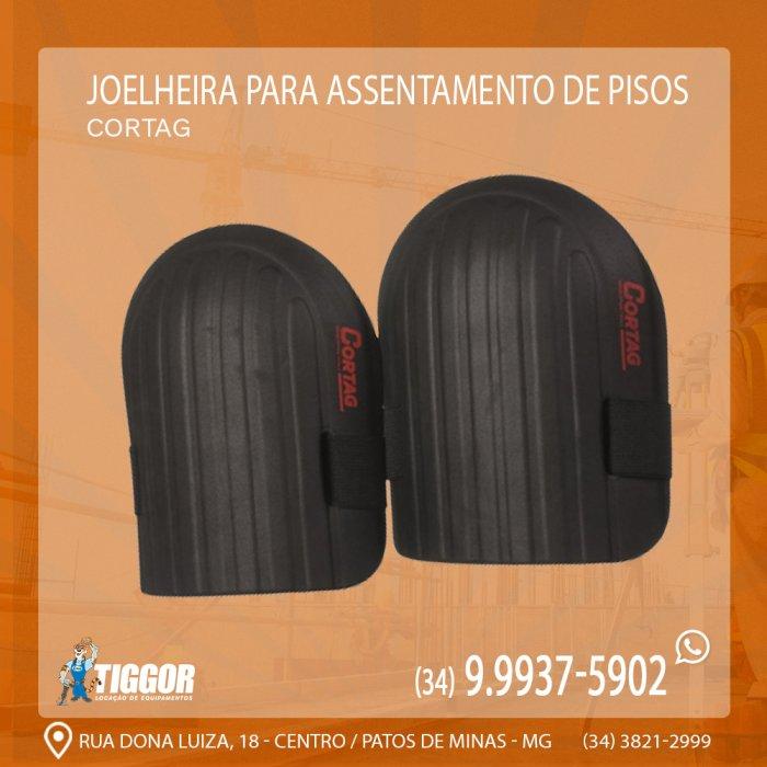 Joelheira - Promoções - Tiggor Locação de Equipamentos - Patos de Minas - MG