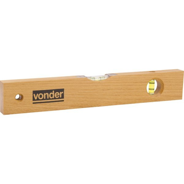 Nível de madeira Vonder - Ferramentas manuais - Tiggor Locação de Equipamentos - Patos de Minas - MG