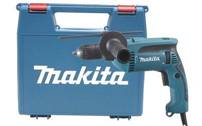 Furadeira de impacto Makita HP1641K - Produtos - Tiggor Locação de Equipamentos - Patos de Minas - MG