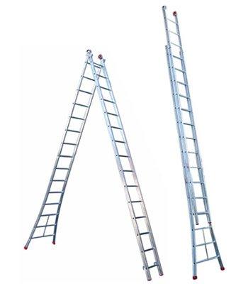 Escada - Equipamentos para Locação - Tiggor Locação de Equipamentos - Patos de Minas - MG