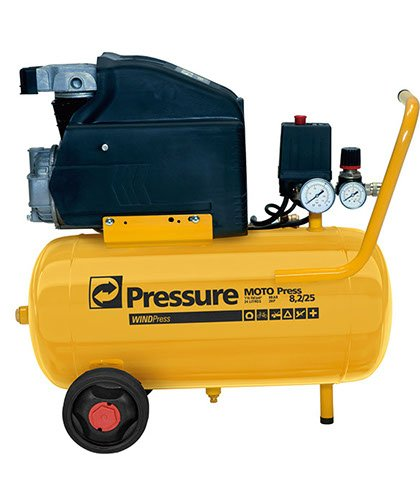 Compressor moto press Pressure WP8225122ON - Compressores - Tiggor Locação de Equipamentos - Patos de Minas - MG