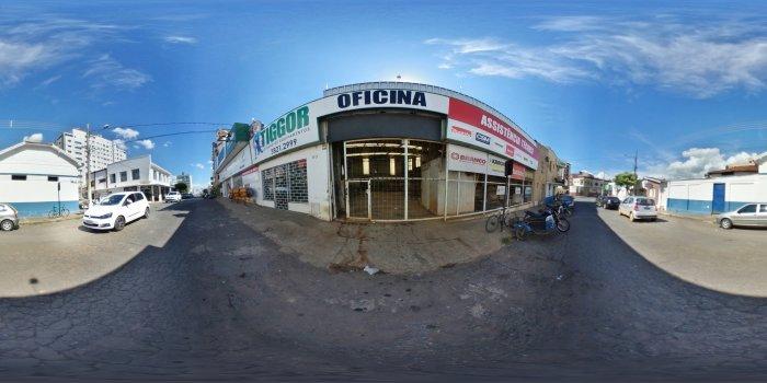 A Empresa - Tiggor Locação de Equipamentos - Patos de Minas - MG