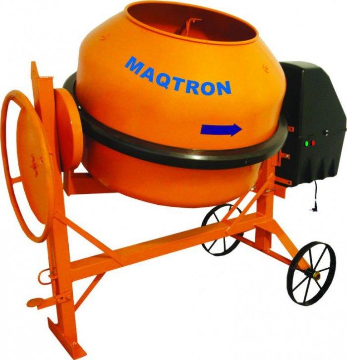 Betoneira Maqtron M400 - Produtos - Tiggor Locação de Equipamentos - Patos de Minas - MG