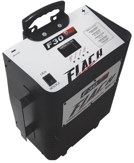 Carregador Inteligente  Flach Carregadores - Produtos Flach Carregadores - Tiggor Locação de Equipamentos - Patos de Minas - MG