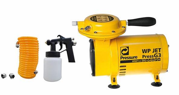 Compressor Pressure WP JET G3 - Compressor Pressure WP JET G3 - Tiggor Locação de Equipamentos - Patos de Minas - MG
