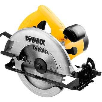 Serra circular DeWalt DWE560 - Produtos - Tiggor Locação de Equipamentos - Patos de Minas - MG