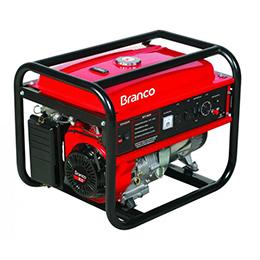 Gerador manual Branco  B4T-8000 - Produtos - Tiggor Locação de Equipamentos - Patos de Minas - MG