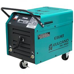 Máquina de Solda Vulcano Balmer IND 4000 - Produtos - Tiggor Locação de Equipamentos - Patos de Minas - MG